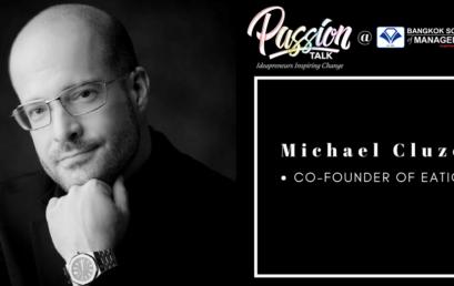 Meet the co-founder of Eatigo, Michael Cluzel